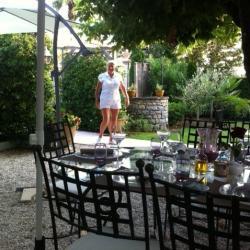 Znakomita restauracja; Eric Maïo , Montauroux